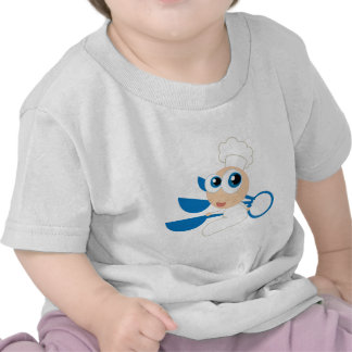 Baby Chef Cooking Tee