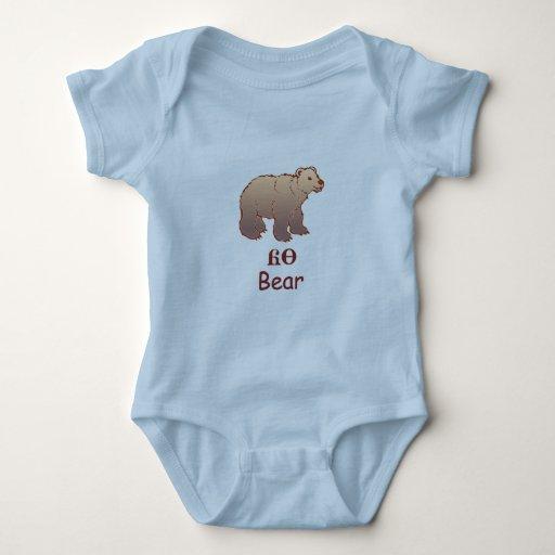 Baby Cherokee Bear Baby Bodysuit