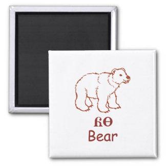 Baby Cherokee Bear Magnets