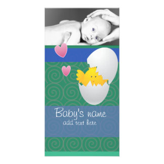 Baby Chick Announcement