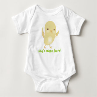 Baby Chick Baby Bodysuit