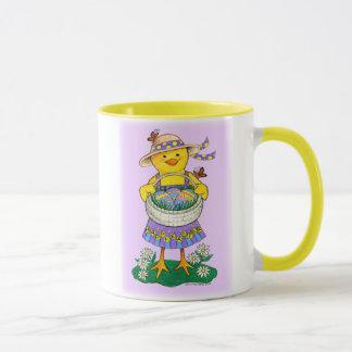 Baby Chick Easter Mug