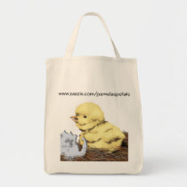 Baby Chick Grocery Bag