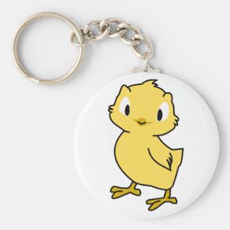 Baby Chick Keyring Keychain