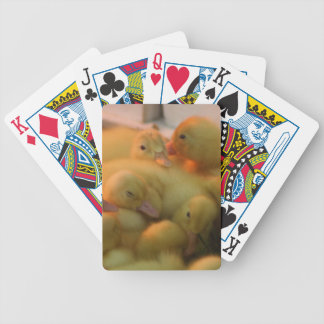 Baby Chick Pile Bicycle Card Poker Deck