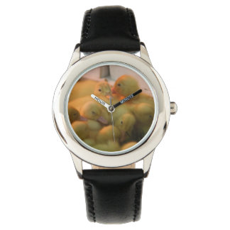 Baby Chick Pile Wristwatch