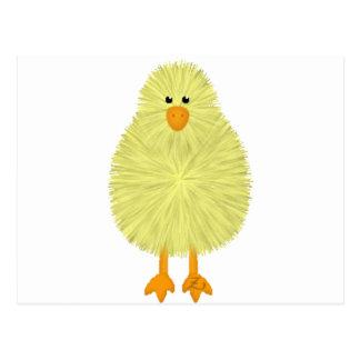 Baby Chick Postcard