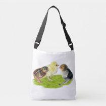 Baby Chick Trio Crossbody Bag