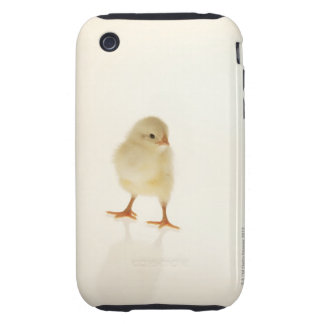 Baby chicken tough iPhone 3 cases