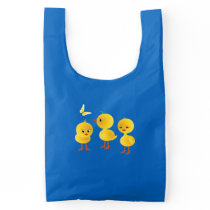 Baby Chickens Reusable Bag