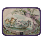 Baby Chicks Rowing Vintage Easter Planner