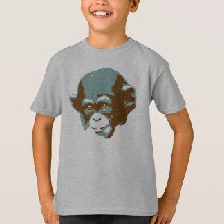 Baby Chimp Head T-Shirt
