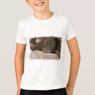 Baby Chimp Kid's T-Shirt