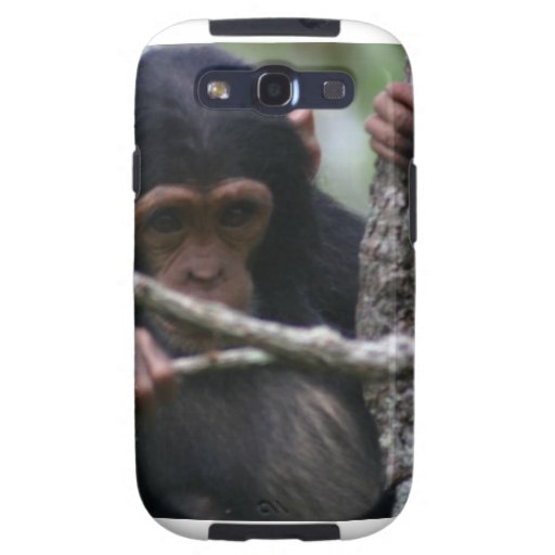 Baby Chimpanzee Galaxy S3 Cover
