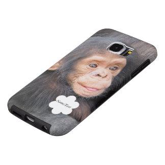 baby chimpanzeeh samsung galaxy s6 cases