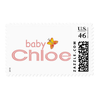 Baby Chloe Postage