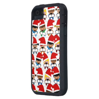 Baby Christmas Choir iPhone 5 Covers
