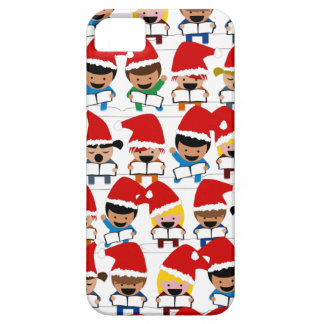 Baby Christmas Choir iPhone 5 Cover