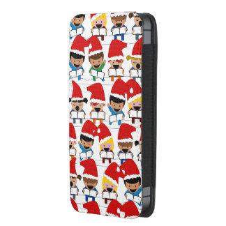 Baby Christmas Choir iPhone 5 Pouch