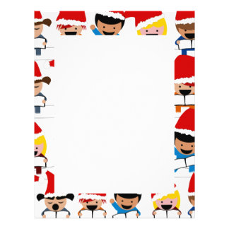 Baby Christmas Choir Full Color Flyer
