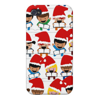 Baby Christmas Choir iPhone 4/4S Cases