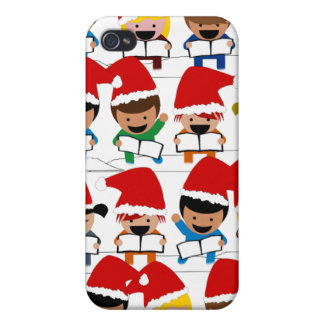 Baby Christmas Choir iPhone 4/4S Covers