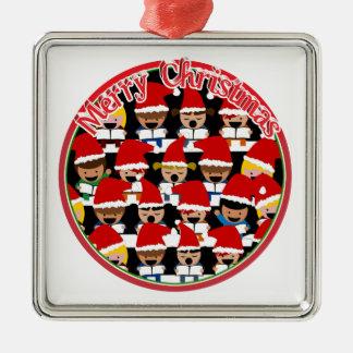 Baby Christmas Choir - Merry Christmas Christmas Tree Ornament