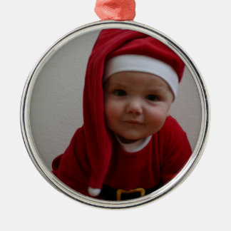 Baby Christmas Santa Christmas Ornaments