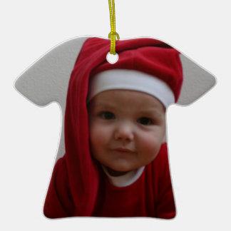 Baby Christmas Santa Christmas Tree Ornament