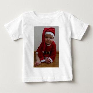 Baby Christmas Santa T-shirts