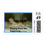 Baby Chuck Stamp