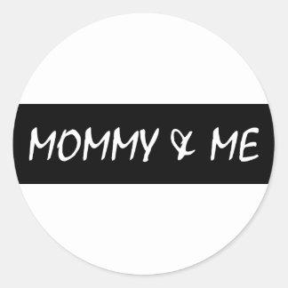 Baby Classic Round Sticker