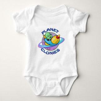 Baby Clonies logo Baby Bodysuit