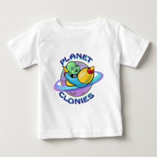Baby Clonies logo Baby T-Shirt