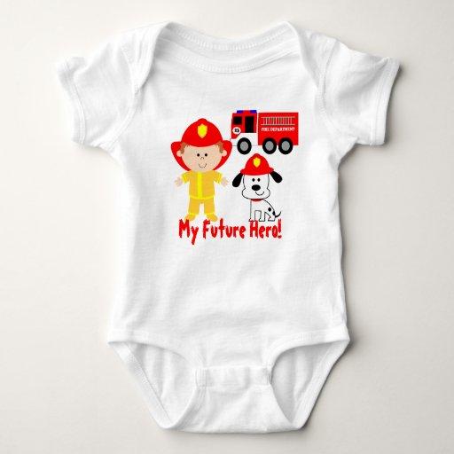 Baby Clothes, Baby Apparel, Future Hero Baby Bodysuit