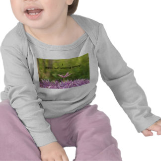 "Baby clothes, "" I Stand Out"" T Shirt"