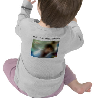 """Baby clothes, """" I Stand Out"""" T Shirt"""