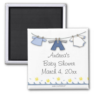 Baby Clothes Magnet