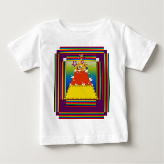 Baby Clothing with Candy Nugget Design Baby T-Shirt