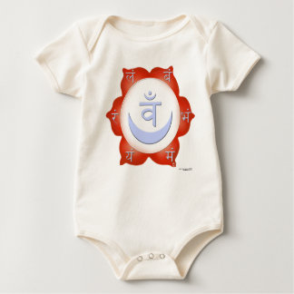 Baby Clothing with Water Chakra Bodysuits