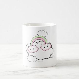 Baby Clouds | White Mug Dolce & Pony
