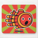 Hand shaped Baby Clown Fish Mouse Pad