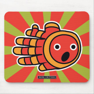 Baby Clown Fish Mouse Pad