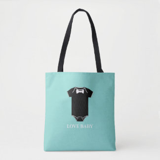 BABY & CO. Baby Tiffany Little Boy Tote Bag
