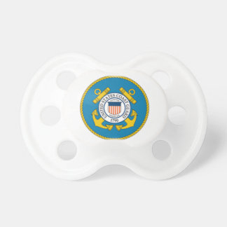 Baby Coast Guard Pacifier BooginHead Pacifier