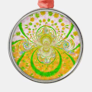 Baby Colors.png Metal Ornament