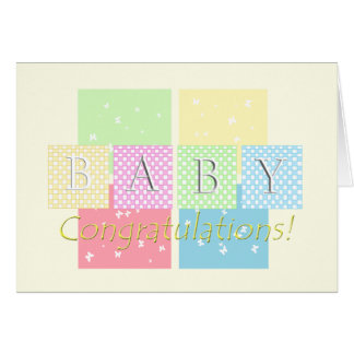 Baby Congratulations! Card