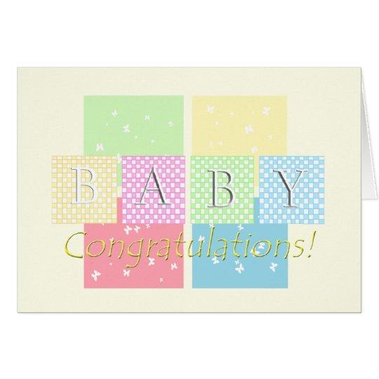 Baby Congratulations! Card