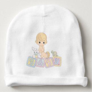 Baby cotton beanie