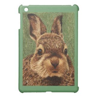 Baby Cottontail Rabbit iPad Case